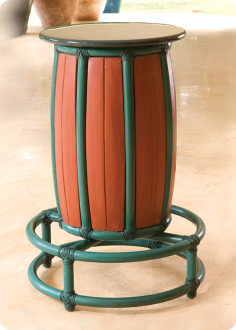Kengele Bar Barrel